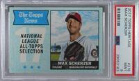 All-Star - Max Scherzer /50 [PSA9MINT]