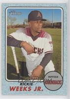 Rickie Weeks Jr. #/50