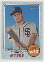 High Number SP - Wil Myers #/50