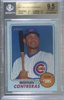 High Number SP - Willson Contreras [BGS9.5GEMMINT] #/50