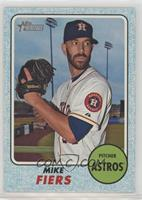 High Number SP - Mike Fiers #/50