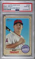 High Number SP - Mike Trout [PSA 10]