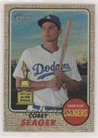 Corey Seager #/568