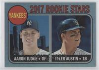 Tyler Austin, Aaron Judge /68