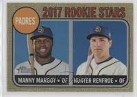 Manny Margot, Hunter Renfroe /5