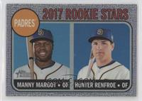Manny Margot, Hunter Renfroe