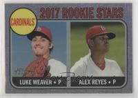 Luke Weaver, Alex Reyes