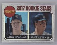 Tyler Austin, Aaron Judge [Mint]