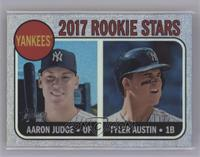 Tyler Austin, Aaron Judge [Mint or Better]