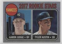 Tyler Austin, Aaron Judge