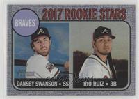 Rio Ruiz, Dansby Swanson