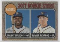 Manny Margot, Hunter Renfroe #/569
