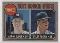 Tyler Austin, Aaron Judge /568
