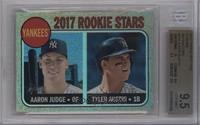 Tyler Austin, Aaron Judge /568 [BGS 9.5 GEM MINT]
