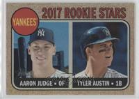 Tyler Austin, Aaron Judge /568