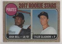 Josh Bell, Tyler Glasnow #/568