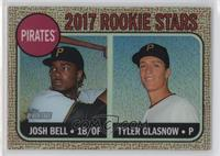 Josh Bell, Tyler Glasnow /568