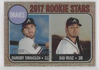 Rio Ruiz, Dansby Swanson #/568