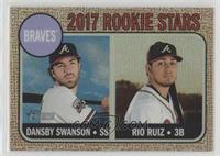 Rio Ruiz, Dansby Swanson /568