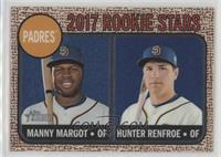 Manny Margot, Hunter Renfroe #/999