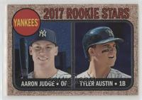 Tyler Austin, Aaron Judge /999