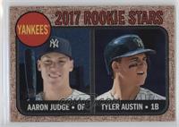 Tyler Austin, Aaron Judge /999