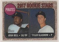 Josh Bell, Tyler Glasnow #/999
