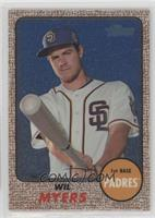 Wil Myers #/999