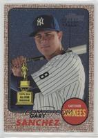 Gary Sanchez #/999