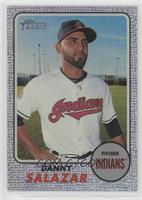 Danny Salazar [Noted]
