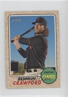 Brandon Crawford /100