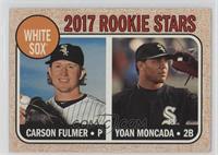 Rookie Stars - Carson Fulmer, Yoan Moncada (Base)