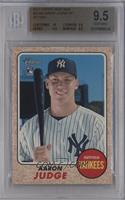 Aaron Judge (Rookie Action Variation) [BGS 9.5 GEM MINT]