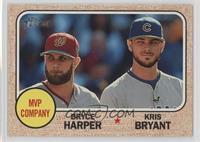 Kris Bryant, Bryce Harper