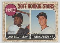 Rookie Stars - Josh Bell, Tyler Glasnow