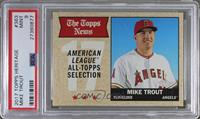 All-Star - Mike Trout [PSA 9]