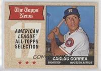 All-Star - Carlos Correa