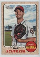 High Number SP - Max Scherzer (Base)