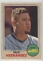 High Number SP - Felix Hernandez (Base)