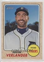 High Number SP - Justin Verlander