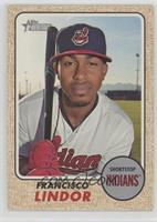 High Number SP - Francisco Lindor (Base)