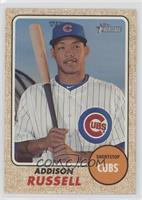 High Number SP - Addison Russell
