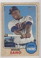 High Number SP - Miguel Sano