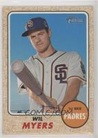 High Number SP - Wil Myers (Base)