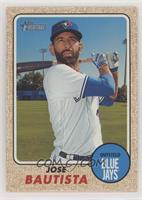 High Number SP - Jose Bautista