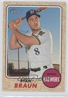 High Number SP - Ryan Braun