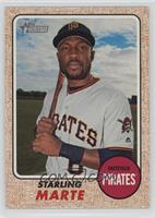 High Number SP - Starling Marte