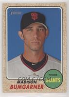 High Number SP - Madison Bumgarner (Portrait)
