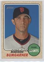 High Number SP - Madison Bumgarner (Giants in White)
