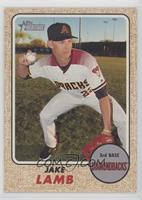High Number SP - Jake Lamb